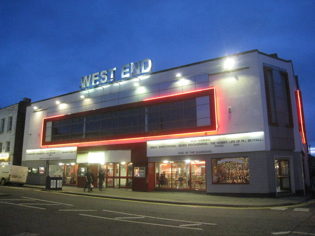Cinema in boston lincs