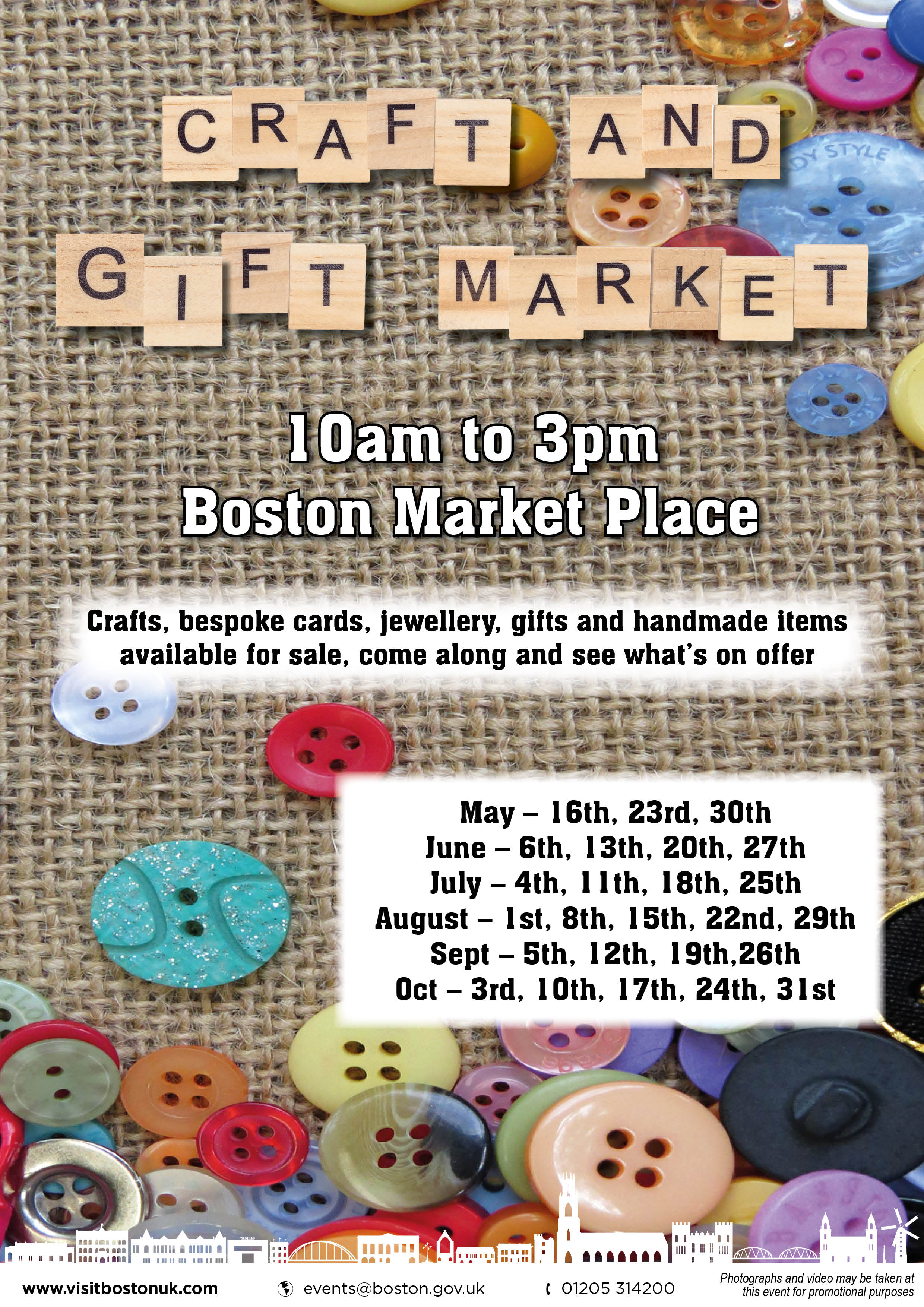 Craft and Gift Market and Dementia Awareness Day