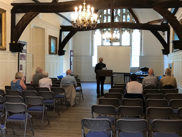 Neil Wright Talk – The New Poor Law in Lincolnshire