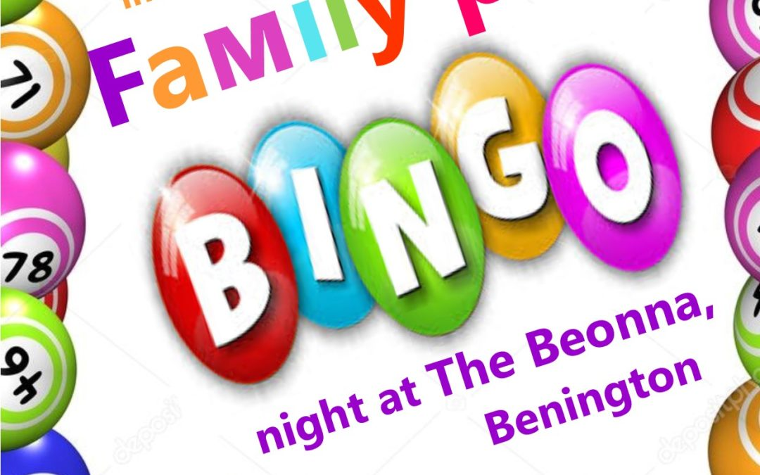 Family Prize Bingo at The Beonna