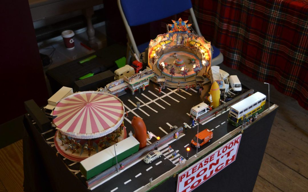 Boston Model Fairground Show