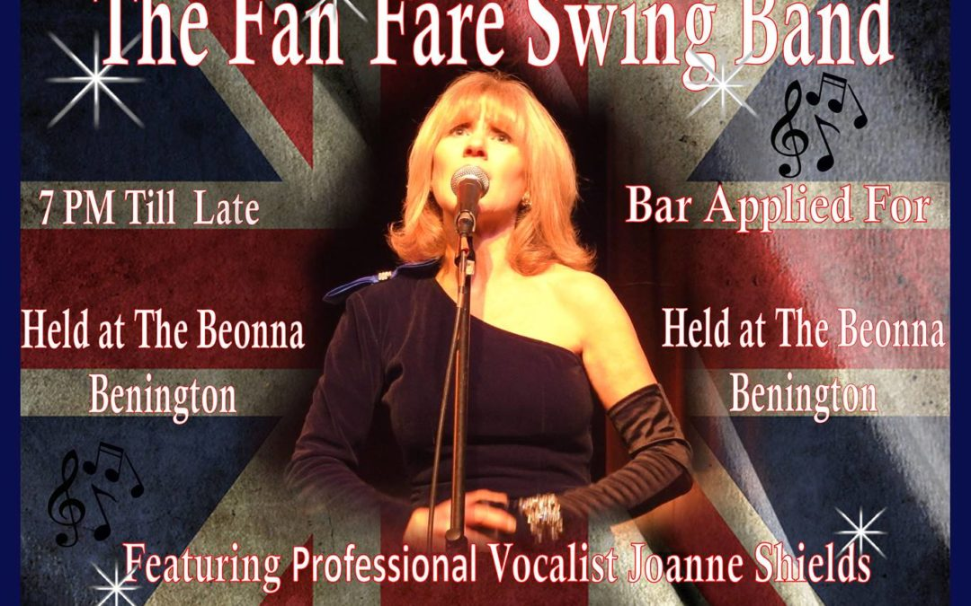 Fan Fare Swing Band at The Beonna at All Saints