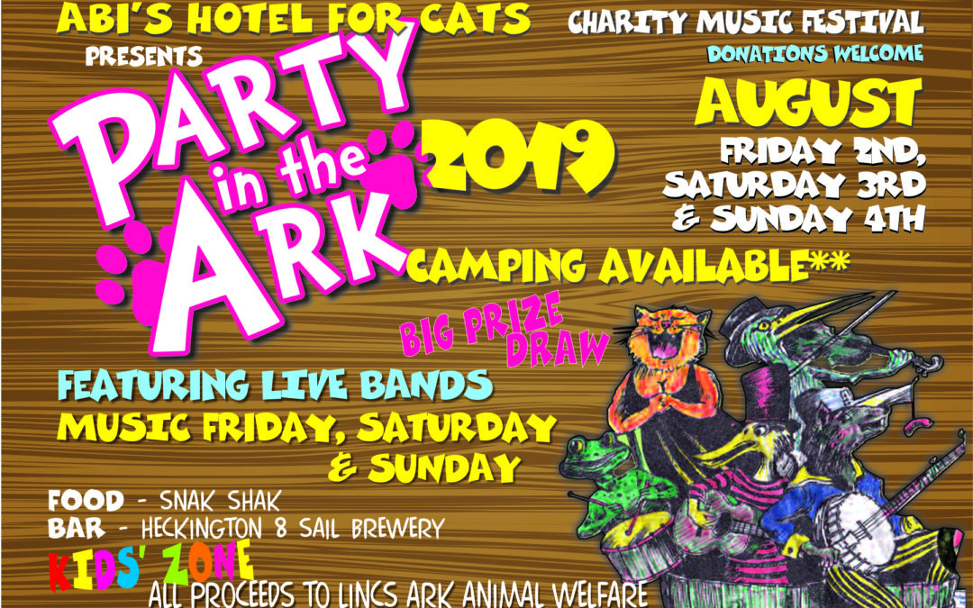 Party in the Ark 2019