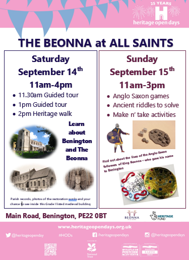 Heritage Open Day at The Beonna